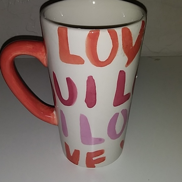 home china Other - I love you tall mug by Home.
